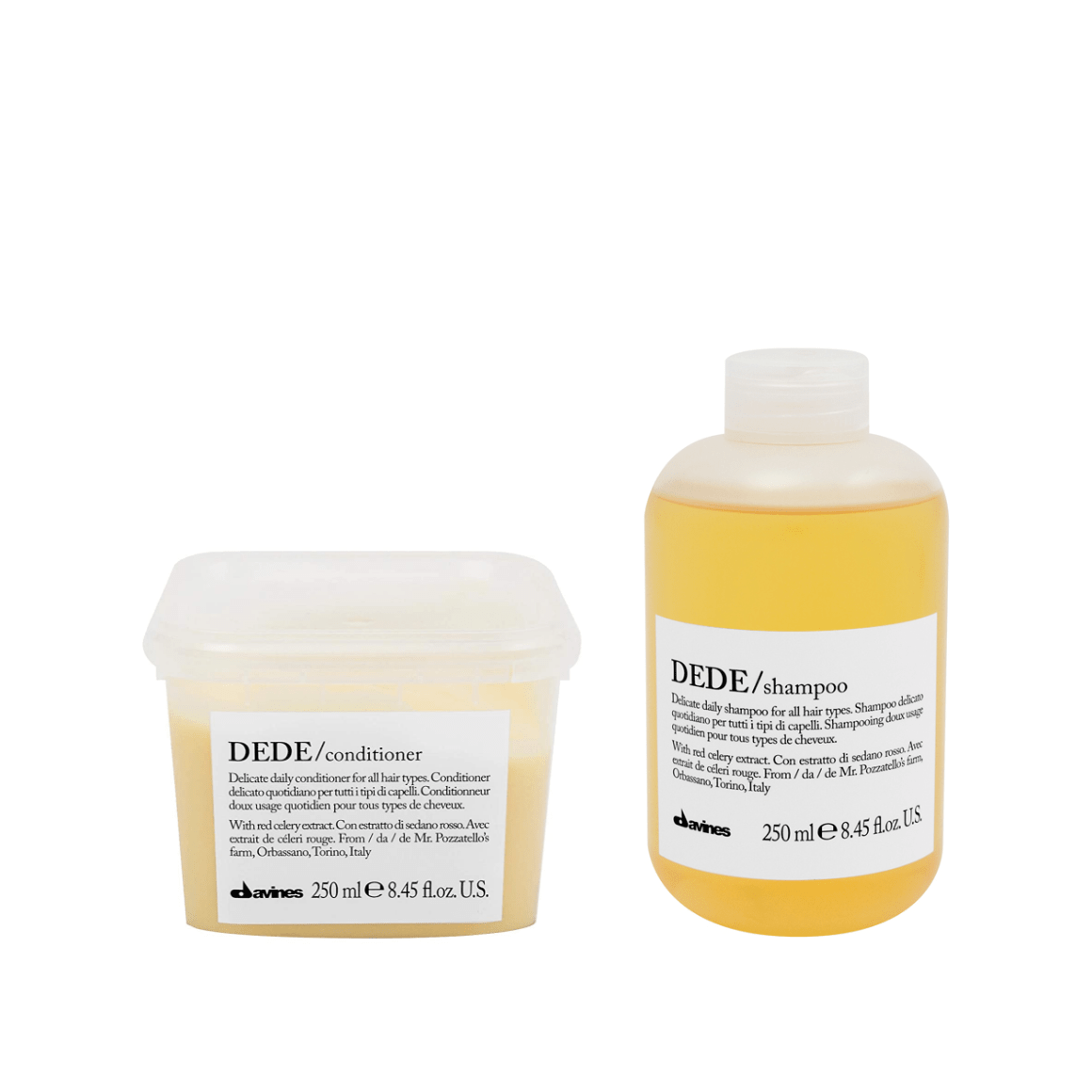 Davines Essential Haircare Dede Shampoo & Conditioner