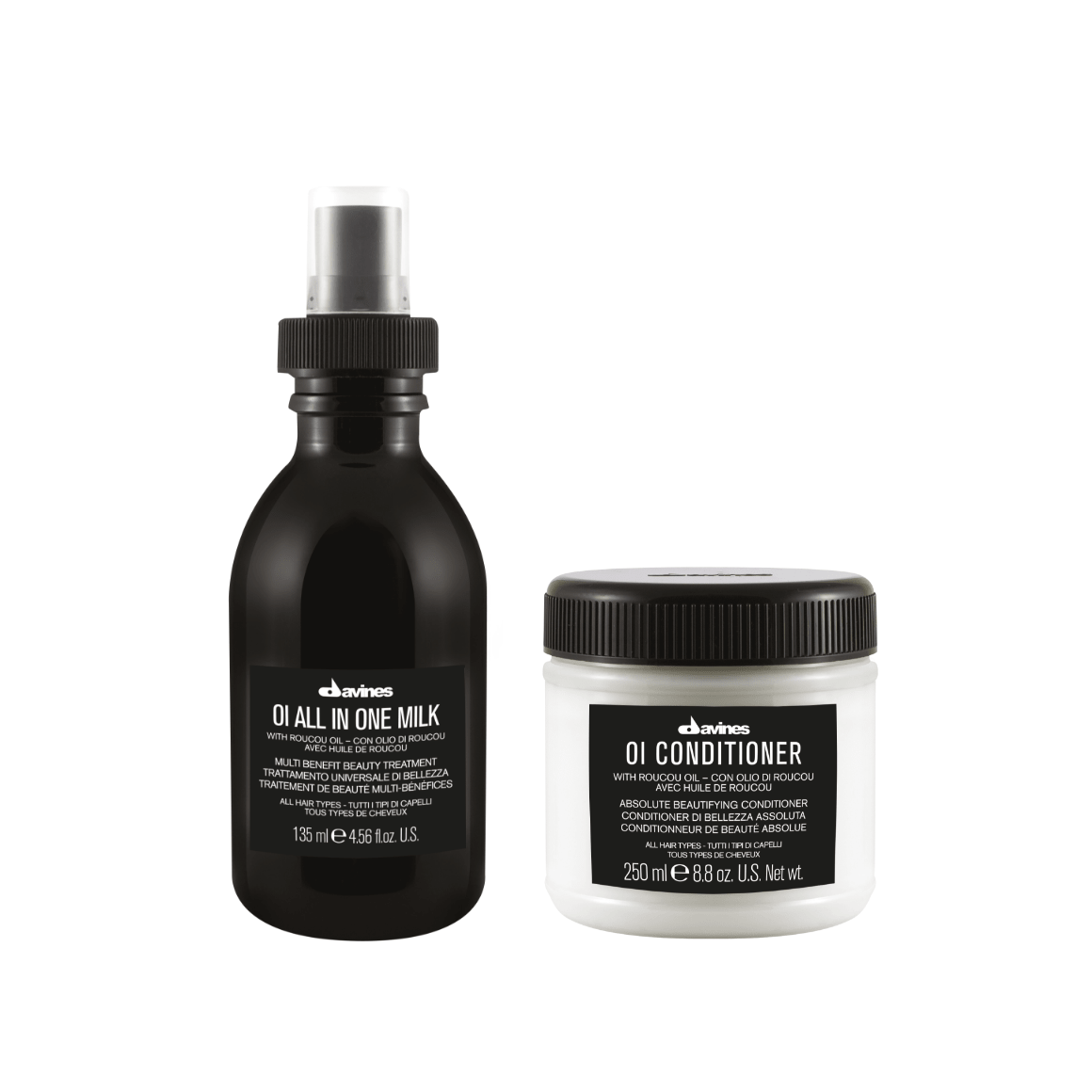 Davines OI All In One Milk & OI Conditioner